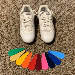 Girls Cheerleading sneakers - size 1